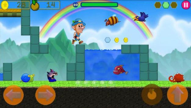 Super Lep's World Run apk screenshot