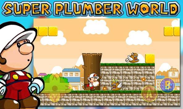 Super Plumber World apk screenshot