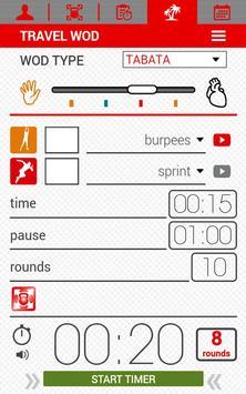AppWod apk screenshot