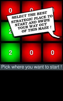 Radiante! Puzzle Labirinto poster