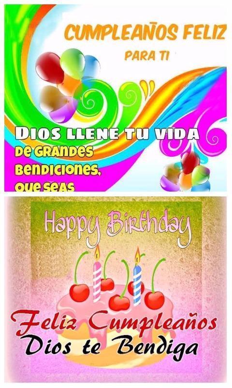 Hermosas Frases Cortas De Cumpleaños For Android Apk Download