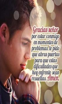 Oracion De Entrega A Dios apk screenshot
