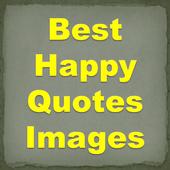 Best Happy Quotes Images icon
