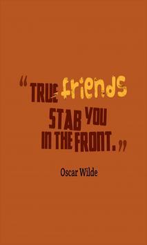Cute Friendship Quotes 2018 apk screenshot