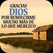 Frases A Dios De Perdon icon