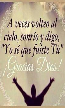 Frases A Dios De Perdon apk screenshot