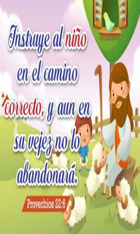 Frases Biblicas Para Niños For Android Apk Download