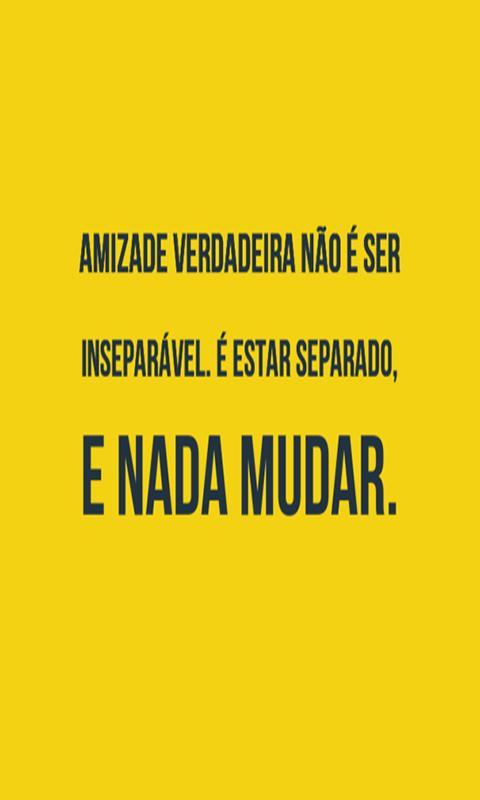 Frases De Amizade Sincera For Android Apk Download