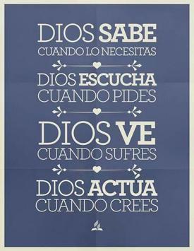 Frases De Dios De Confianza apk screenshot