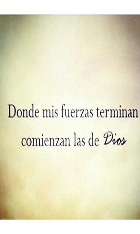 Frases De Dios De Confianza для андроид скачать Apk