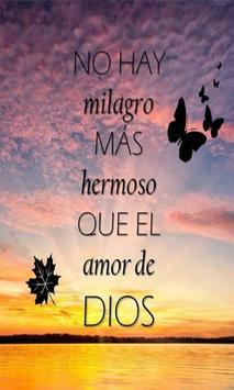 Frases De Dios De Felicidad poster