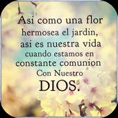 Frases De Dios Para Salir Adelante icon