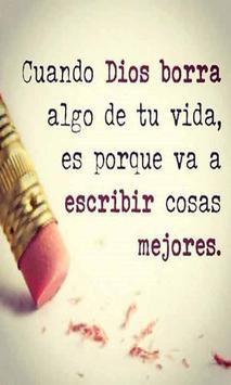 Frases De Dios Te Bendiga poster