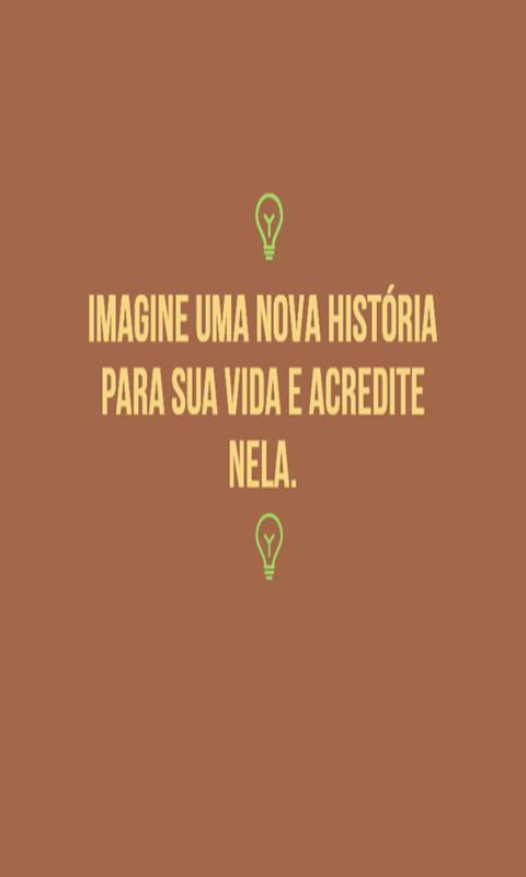 Frases De Superação Curtas For Android Apk Download