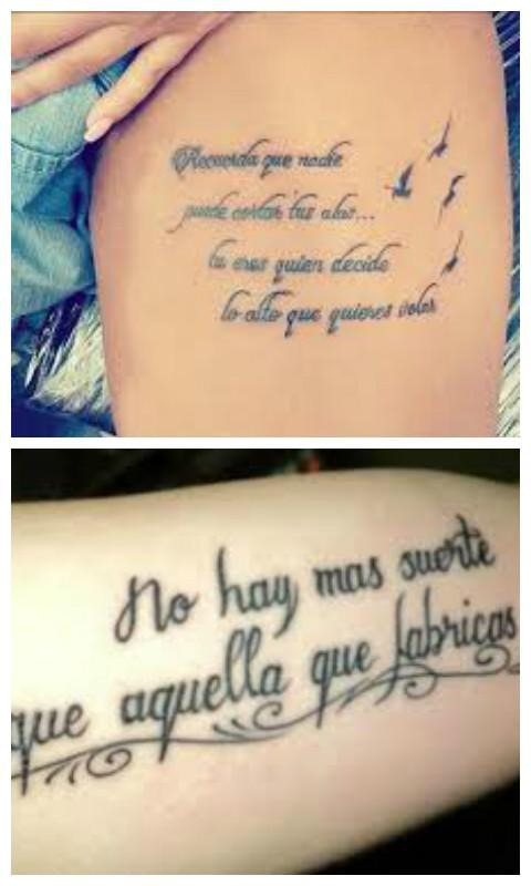 Frases Para Tatuarse Espanol Apk Download Free Lifestyle App For - Frases-para-tatuarse