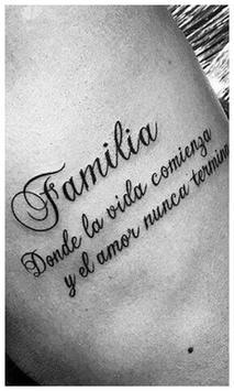 Frases Para Tatuarse Espalda poster