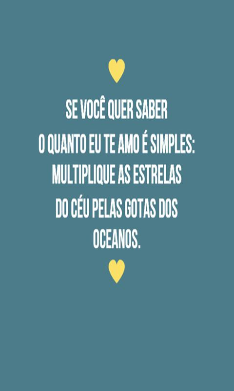 Frases Românticas Para Namorado For Android Apk Download