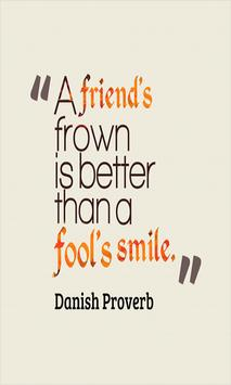Friend Quotes With Images apk screenshot
