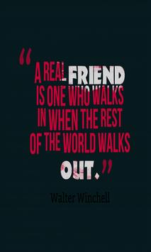 Friendship Quotes And Sayings apk screenshot