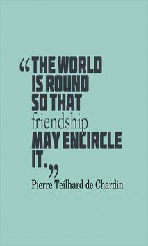 Friendship Quotes Images apk screenshot