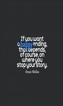 Happy Quotes Cute apk screenshot