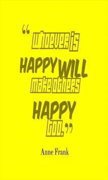 Happy Quotes And Pics apk screenshot
