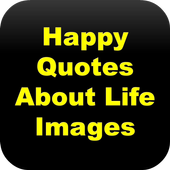 Happy Quotes About Life Images icon