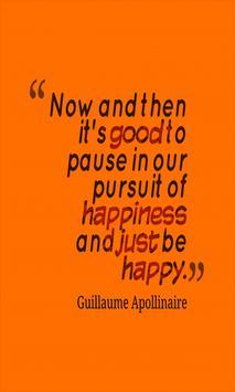 Happy Quotes In Pics apk screenshot