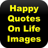 Happy Quotes On Life Images icon