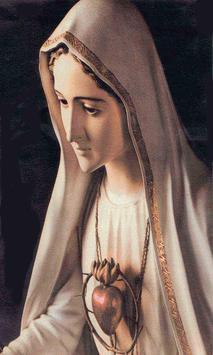 Imagenes de Reflexion Virgen de Fatima poster