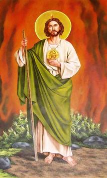 Imagenes San Judas Tadeo Divinas poster