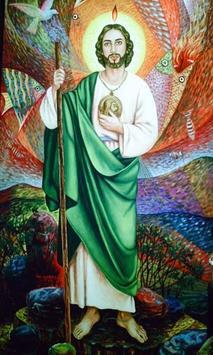 Imagenes San Judas Tadeo Divinas apk screenshot
