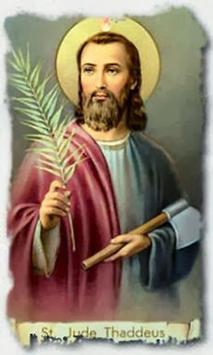 Imagenes San Judas Tadeo Hermosas poster