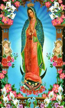 La Divina Guadalupe Imagenes poster