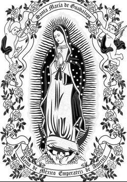 La Divina Guadalupe Imagenes apk screenshot