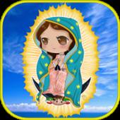 La Virgen De Guadalupe Imagenes icon