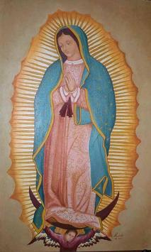La Virgen De Guadalupe Imagenes poster