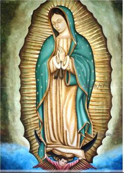 La Virgen De Guadalupe Imagenes apk screenshot