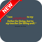 Life Quotes Color Images icon