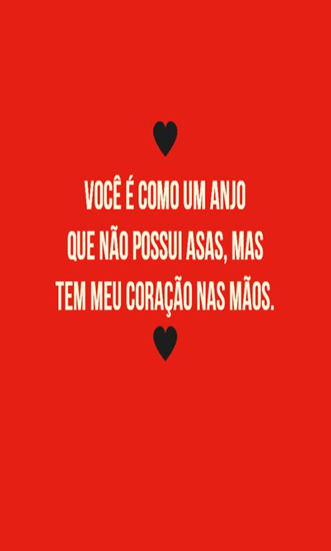 Lindas E Perfeitas Frases De Amor For Android Apk Download
