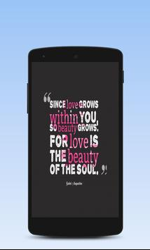Love Images With Quotes apk screenshot