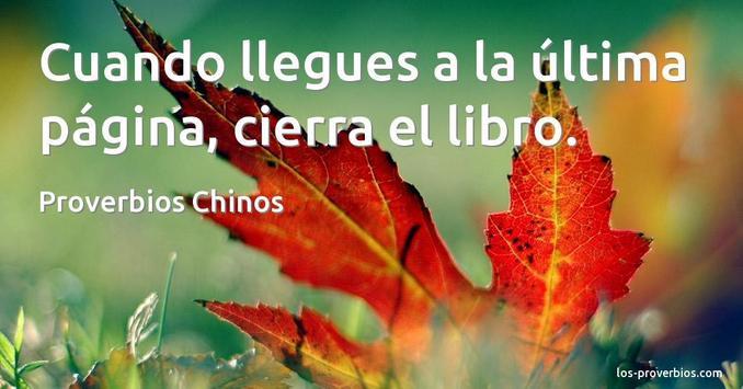Proverbios Chinos De Amor apk screenshot