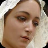 Virgen Maria Magdalena icon