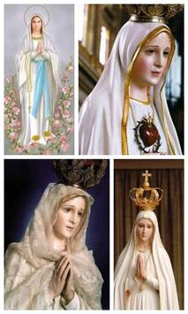 Virgen Maria Magdalena poster