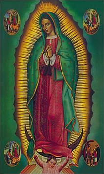Virgen De Guadalupe Angel apk screenshot