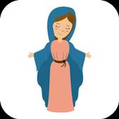 Virgen De Guadalupe Dibujo Hermoso icon
