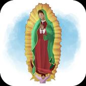 Virgen De Guadalupe En Dibujo icon