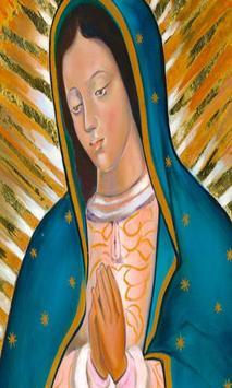 Virgen De Guadalupe En Dibujo screenshot 1