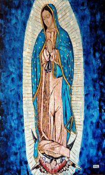 Virgen De Guadalupe En Dibujo screenshot 3