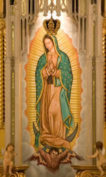 Virgen De Guadalupe Festival In Mexico poster